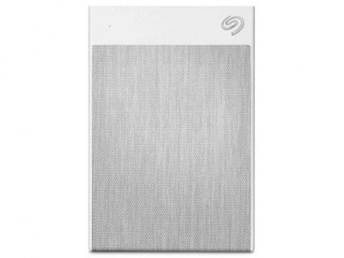 """купить 2.5"""" External HDD 2.0TB (USB3.0/USB-C)  Seagate """"Backup Plus Ultra Touch"""", Silver, Hardware Encryption,  Durable design, Refined and understated, Cozy and textured. в Кишинёве"""