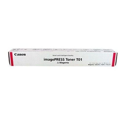 cumpără Toner Canon T01 Magenta, (1040g/appr. 39 500 pages 5%) for Canon imagePRESS C8xx,C7xx,C6xx,C6x în Chișinău