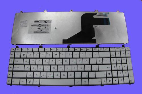 купить Keyboard Asus N55 N57 N75 ENG/RU Silver в Кишинёве