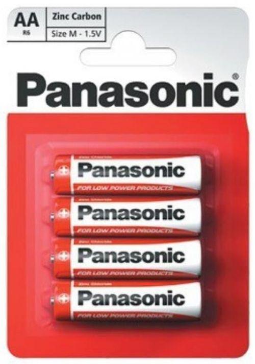 cumpără Baterie electrică Panasonic R6REL/4BPR blister în Chișinău