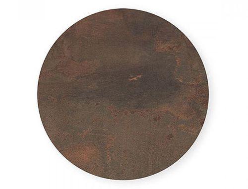 купить Top laminat rotund pentru masa NARDI diametrul 70cm (9 culori) в Кишинёве