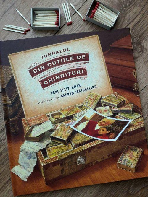 купить Jurnalul din cutiile de chibrituri в Кишинёве