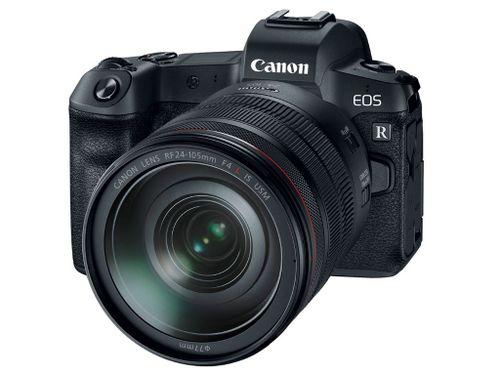 купить DC Canon EOS R KIT & RF 24-105mm f/4L IS USM & Adapter Canon EOS R for Lenses EF & EF-S в Кишинёве