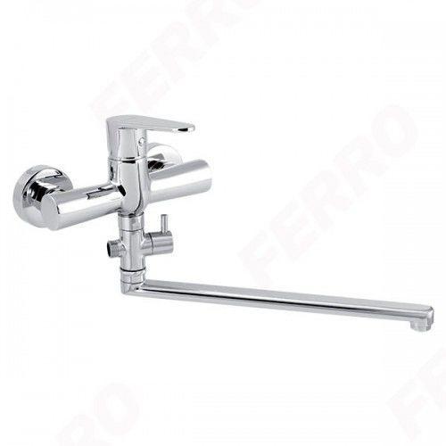 Смеситель FERRO FRESH 96672/1.0 (cada git lung) (ванная комната)