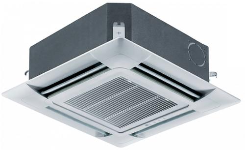 купить Кассетный инверторный кондиционер Inventor V5MCI60-32/U5MRT60 60000 BTU в Кишинёве