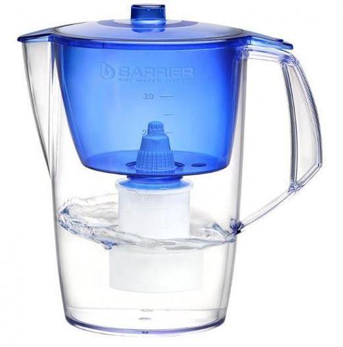 купить Фильтр-кувшин для воды Барьер Лайт синий в Кишинёве