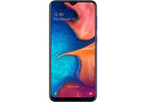купить Samsung Galaxy A20 (A205F), Blue в Кишинёве
