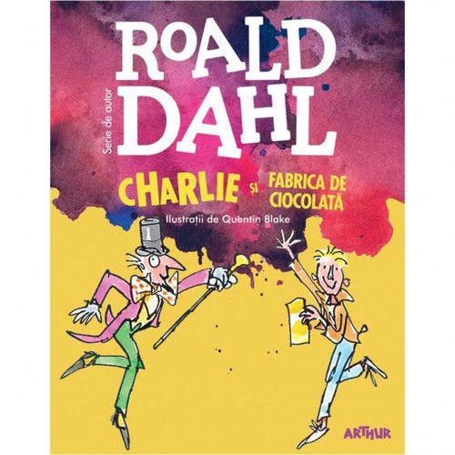 cumpără Charlie și Fabrica de Ciocolată - Roald Dahl în Chișinău