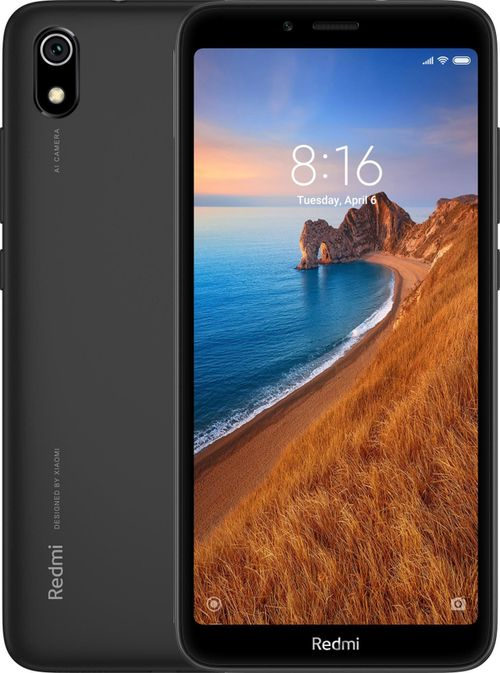 купить Смартфон Xiaomi RedMi 7A 2/32GB Black в Кишинёве