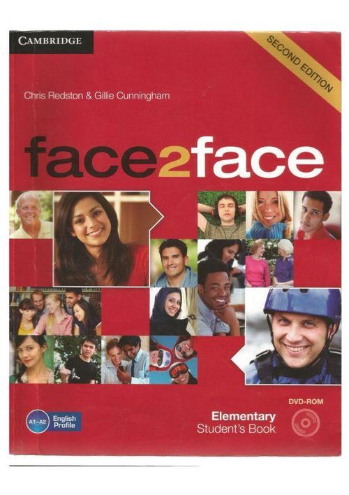 купить face2face Elementary Student's Book 2nd Edition в Кишинёве