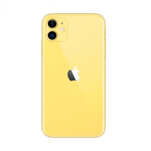купить Apple iPhone 11 128GB, Yellow в Кишинёве