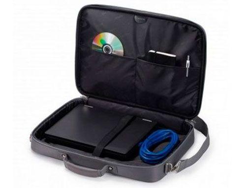 """купить Dicota D30922 Multi BASE 11""""-13.3"""", Lightweight notebook case with protective function, Grey (geanta laptop/сумка для ноутбука) в Кишинёве"""