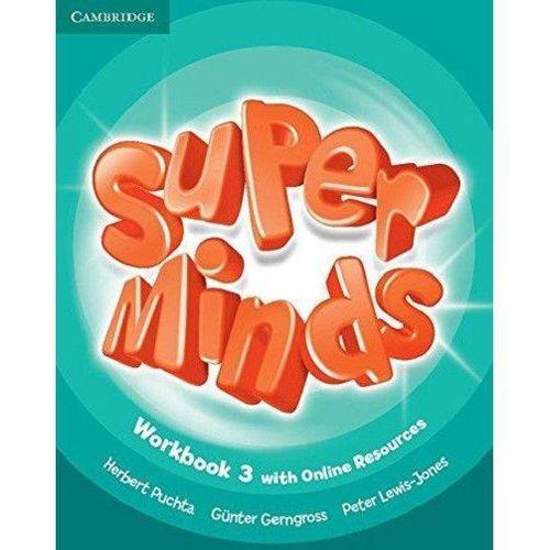 купить Super Minds Workbook Level 3 в Кишинёве