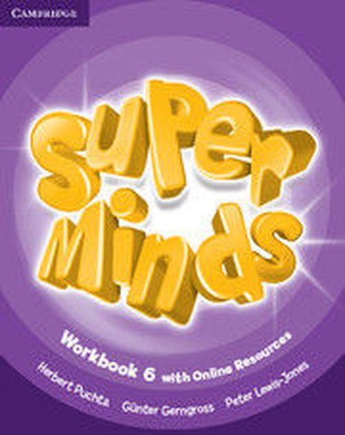 купить Super Minds Workbook Level 6 в Кишинёве