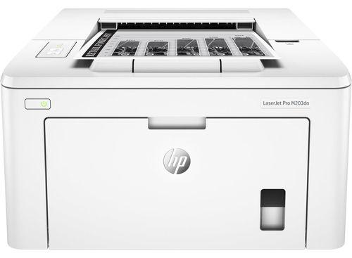 купить Принтер лазерный HP LaserJet Pro M203dn в Кишинёве