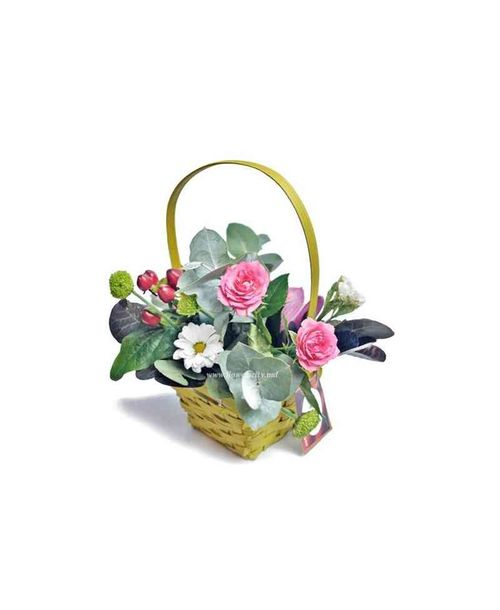 купить Цветочные корзины в Кишинёве