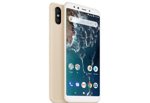 купить Xiaomi Mi A2 Dual Sim 32 GB, Gold в Кишинёве