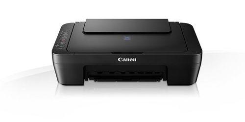 купить MFD Canon Pixma E474 Black, Colour Printer/Scanner/Copier/Wi-Fi, A4, Print 4800x600dpi_2pl, Scan 600x1200dpi, ESAT 8.0/4.0 ipm, 64-275г/м2, Cassette: 60 sheets, USB 2.0, 2 x  Ink Cartridge PG-46 (400p), CL-56 (300p)_Optional PG-46XL, CL-56XL в Кишинёве