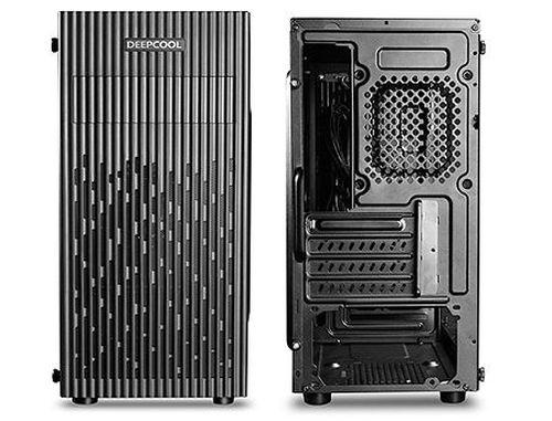 купить Case Miditower Deepcool MATREXX30 Micro-ATX Black no PSU, Side Window, 1xUSB3.0/1xUSB2.0/AudioHD x 1/Mic x 1, Rear: 1x120mm fan; Optional: Front: 1x120mm (carcasa/корпус) в Кишинёве