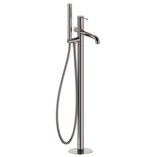 BRENTA смеситель для ванны отдельностоящий, граф.хром, 35 мм (ванная комната)