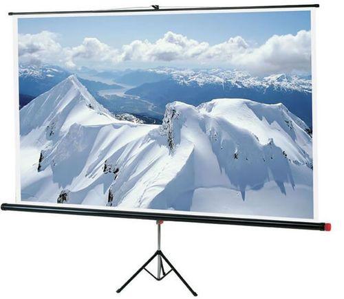 """cumpără Elite Screens 136""""(1:1) 243,8x243,8cm Tripod Series Pull Up, Black în Chișinău"""