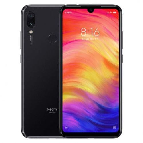 купить Xiaomi Redmi Note 7 Dual Sim 128GB, Black в Кишинёве