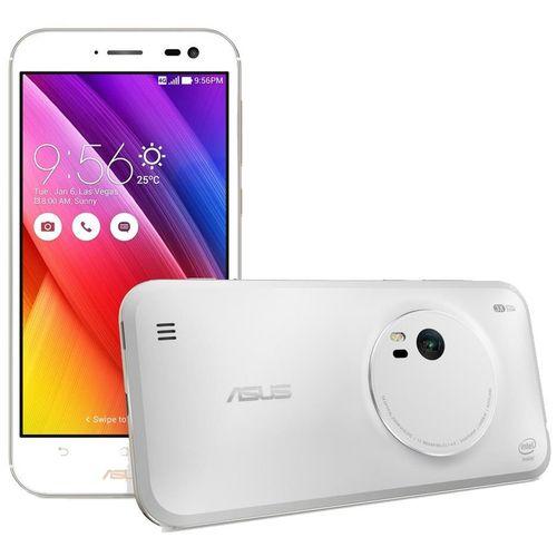 cumpără Smartphone ASUS ZX551ML Zenfone Zoom 4GB/64GB (white) în Chișinău