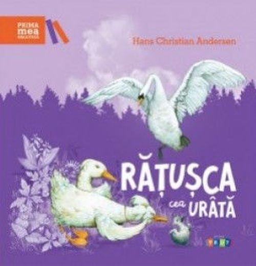 купить Rățușca cea urâtă - Hans Christian Andersen в Кишинёве