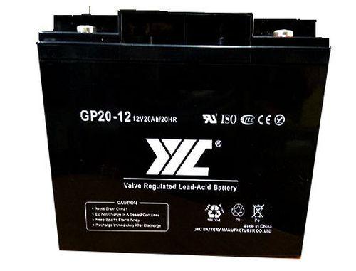 купить Baterie UPS 12V / 20Ah JYC GP20-12, Valve Regulated AGM Lead-Acid Battery ( 181 x 77 x 167 mm ) в Кишинёве