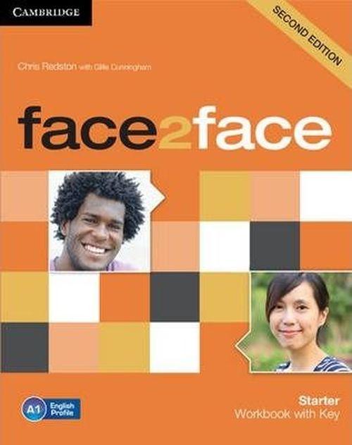 купить face2face Starter Workbook with Key 2nd Edition в Кишинёве