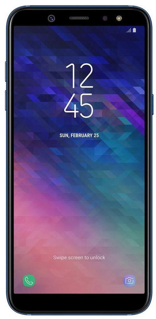 cumpără Samsung Galaxy A6 2018 (A600F), 32GB Blue în Chișinău