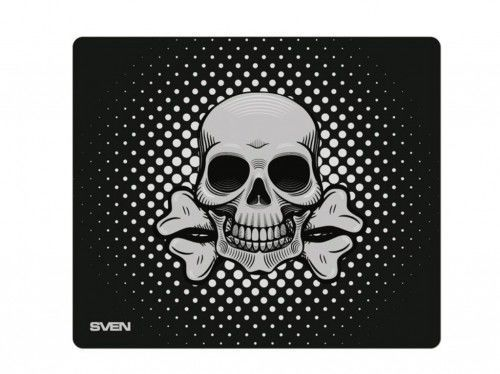 купить Gaming Mouse Pad SVEN GF2M, 320 x 270 x 3mm, Fabric surface for Speed, Rubberized base, Picture в Кишинёве