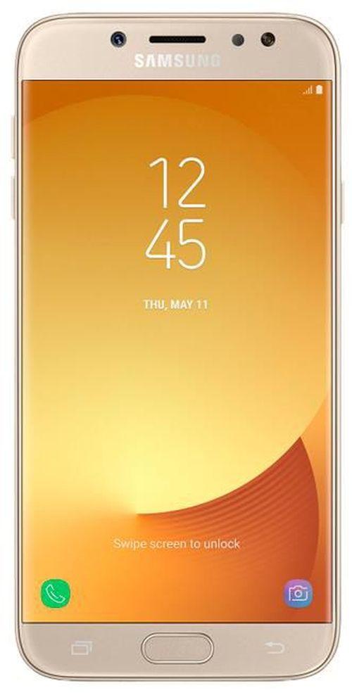 cumpără Smartphone Samsung J730F/DS Galaxy J7 (2017) 3GB/16GB Gold în Chișinău