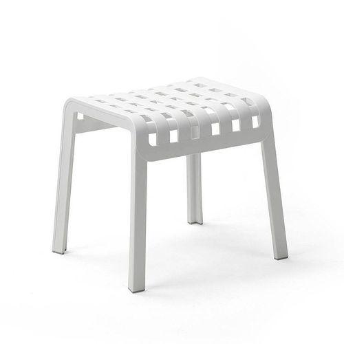 купить Табурет подставка для ног Nardi POGGIO BIANCO 40044.00.000 (Табурет подставка для ног для сада лежака террасы балкон) в Кишинёве