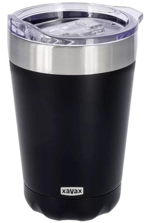 купить Термокружка Xavax 111248 Office Insulated Mug, 270 ml, black в Кишинёве