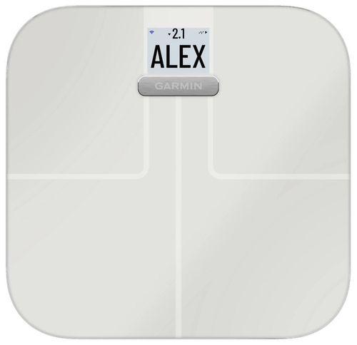 купить Весы напольные Garmin Index S2, White Scale в Кишинёве