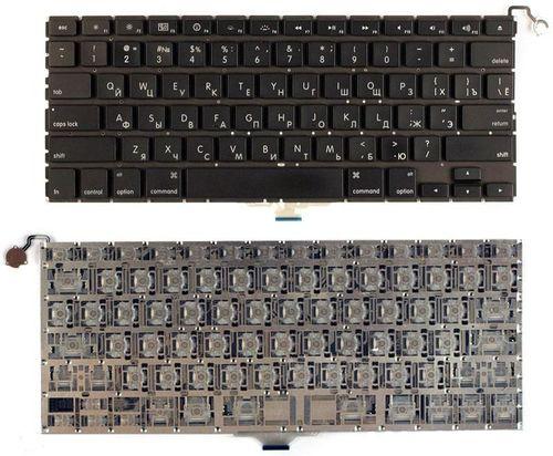 "cumpără Keyboard Apple MacBook Air 13"" A1237 A1304  w/o frame ""ENTER""-small ENG/RU Black în Chișinău"