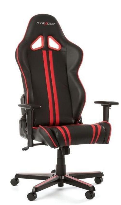 купить Gaming кресло DXRacer Racing GC-R9-NR-Z1, Black/Red/Black в Кишинёве