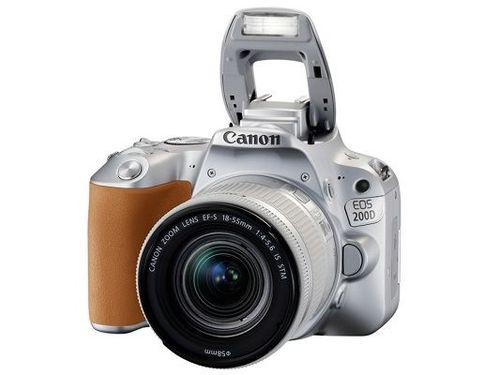 купить DC Canon EOS 200D SL & EF-S 18-55 IS STM в Кишинёве
