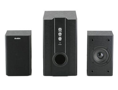 купить Active Speakers SVEN SPS-820 Black ( 2.1 surround, RMS 38W, 18W subwoofer, 2x10W Satellites ) (boxe sistem acustic/колонки акустическая сиситема) в Кишинёве