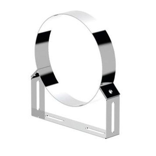 купить Ø200 Хомут нержавеющий настенный телескопический (inox 304) в Кишинёве