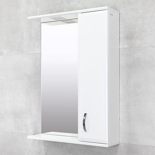 cumpără Dulap-oglindă Tory albă crom 600 R în Chișinău