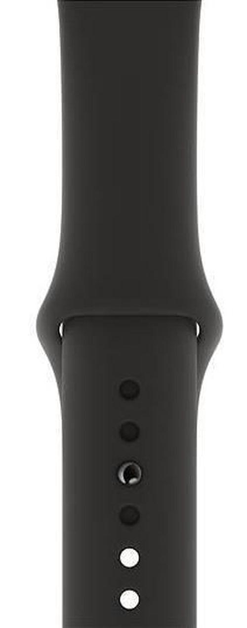cumpără Ceas inteligent Apple Watch Series 5 GPS, 44mm Space Gray Aluminium Case MWVF2 în Chișinău