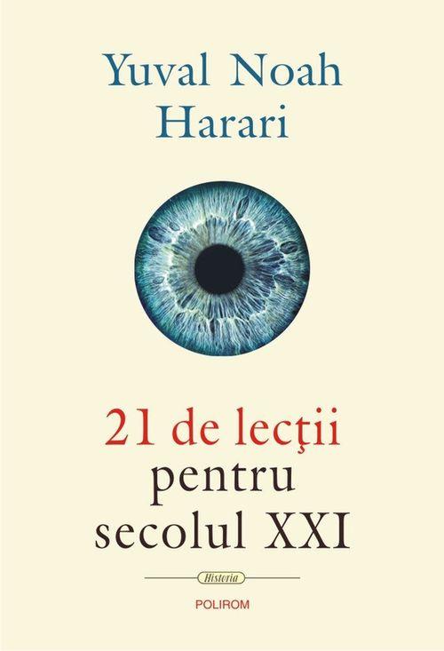 купить 21 de lecții pentru secolul XXI - Yuval Noah Harari в Кишинёве
