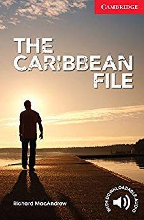 """cumpără """"The Caribbean File"""" Richard MacAndrew (Level 1/A1) în Chișinău"""