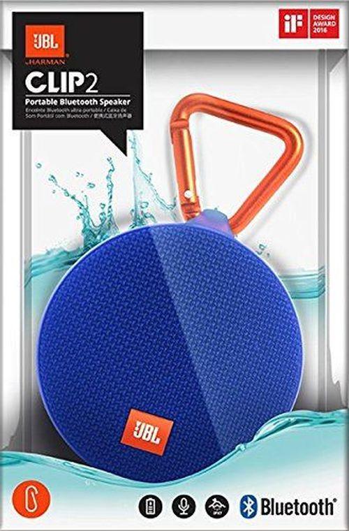 купить JBL  JBLCLIP2BLUEEU Clip 2  Bluetooth speakers Blue в Кишинёве