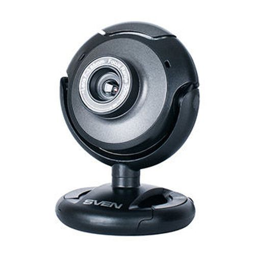 купить Camera SVEN IC-310, Microphone, 0.3Mpixel - 8Mpixel, UVC, USB2.0, Black в Кишинёве