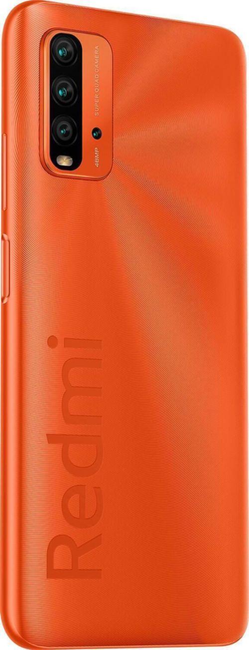 купить Смартфон Xiaomi Redmi 9T 6/128Gb Orange в Кишинёве