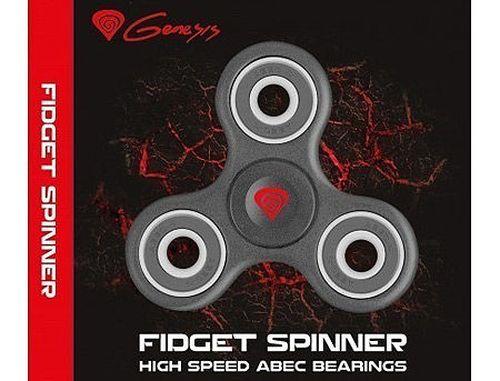 купить Fidget Spinner Genesis, Black в Кишинёве