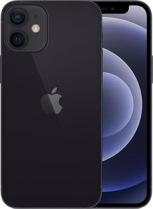 купить Смартфон Apple iPhone 12 64Gb Black (MGJ53) в Кишинёве